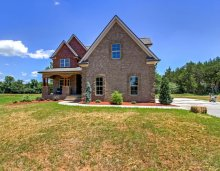 Murfreesboro custom home builder